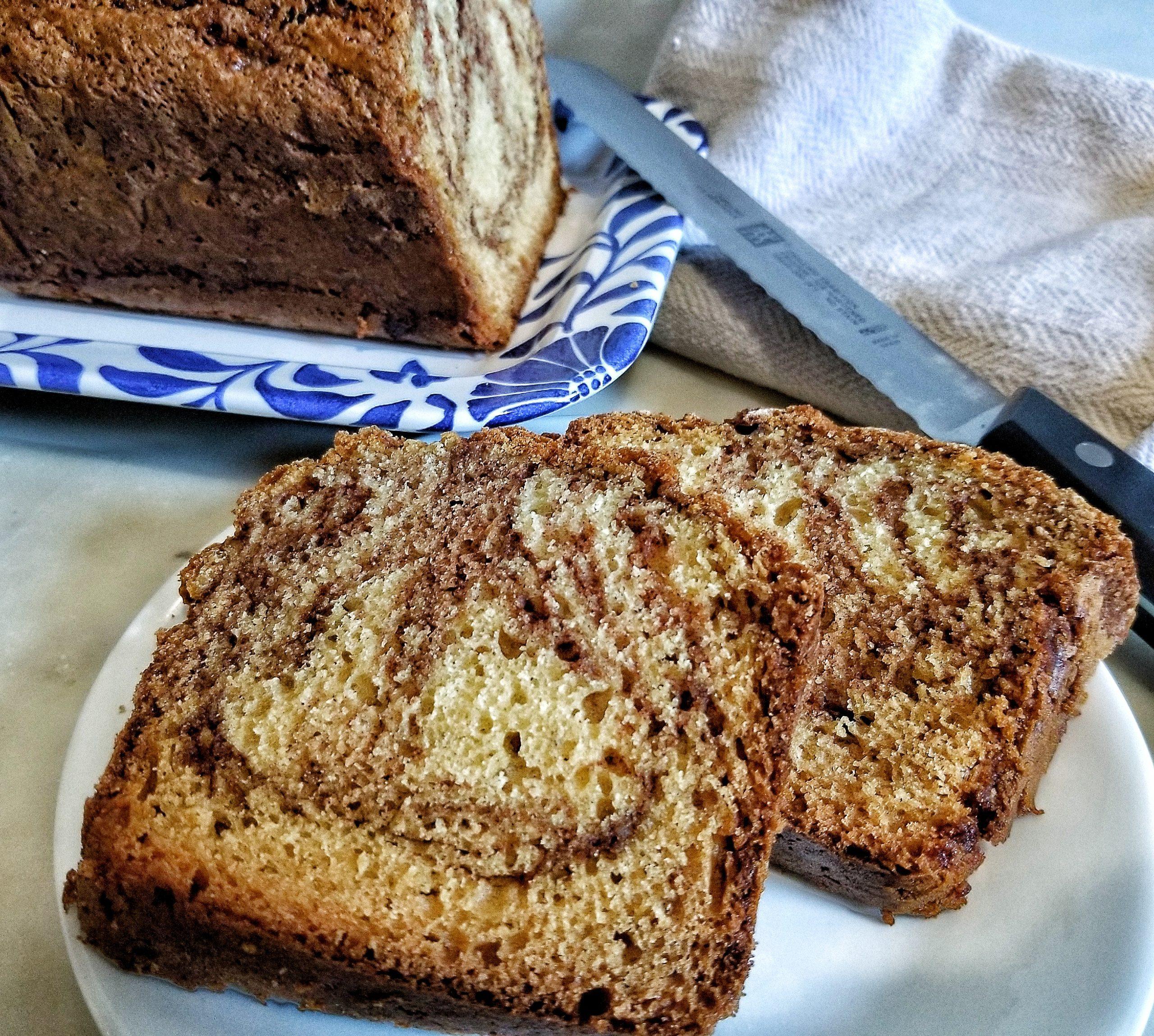 Cinnamon Swirl Buttermilk Loaf